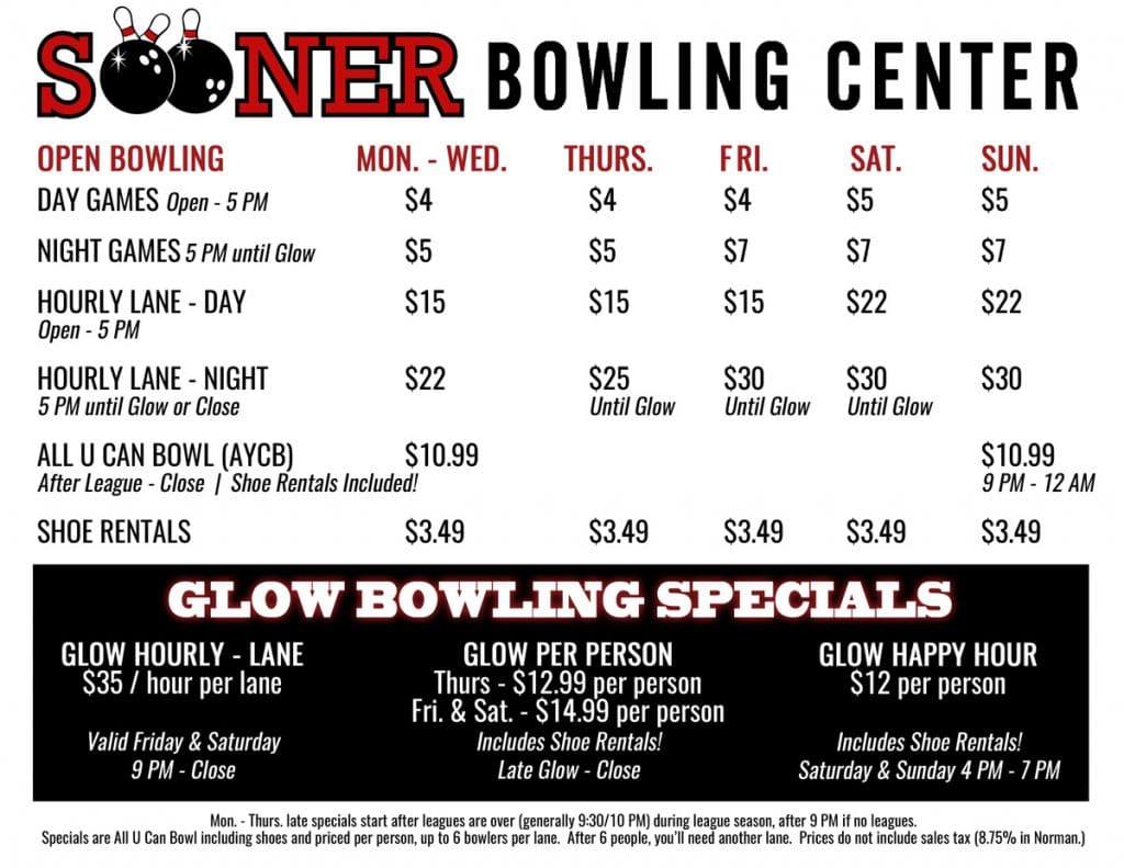 sooner bowl pricing