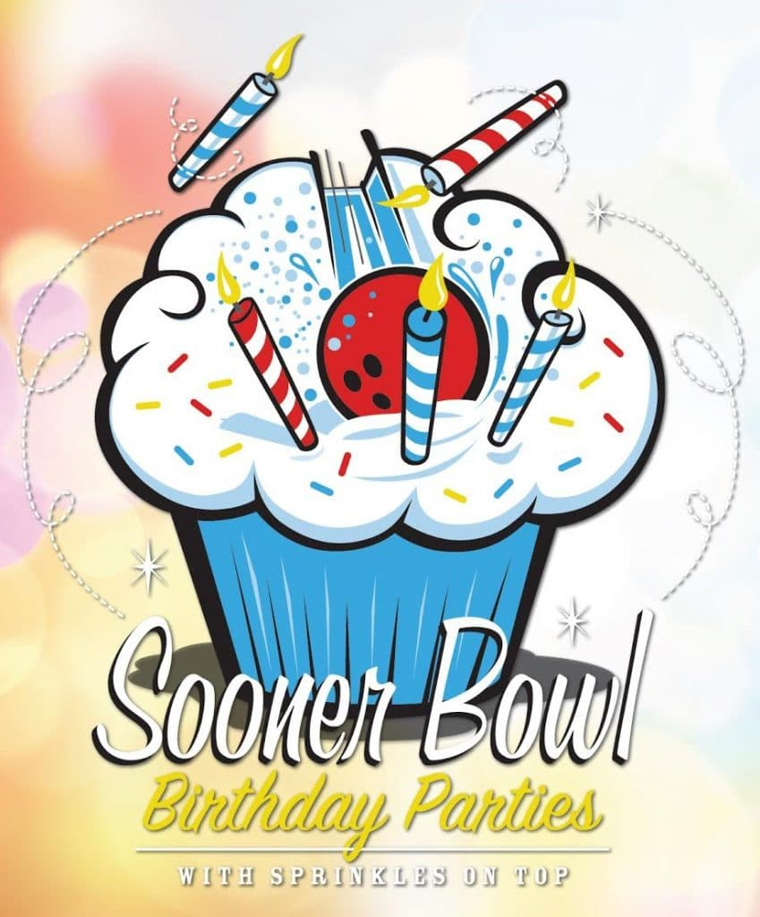 birthday party logo