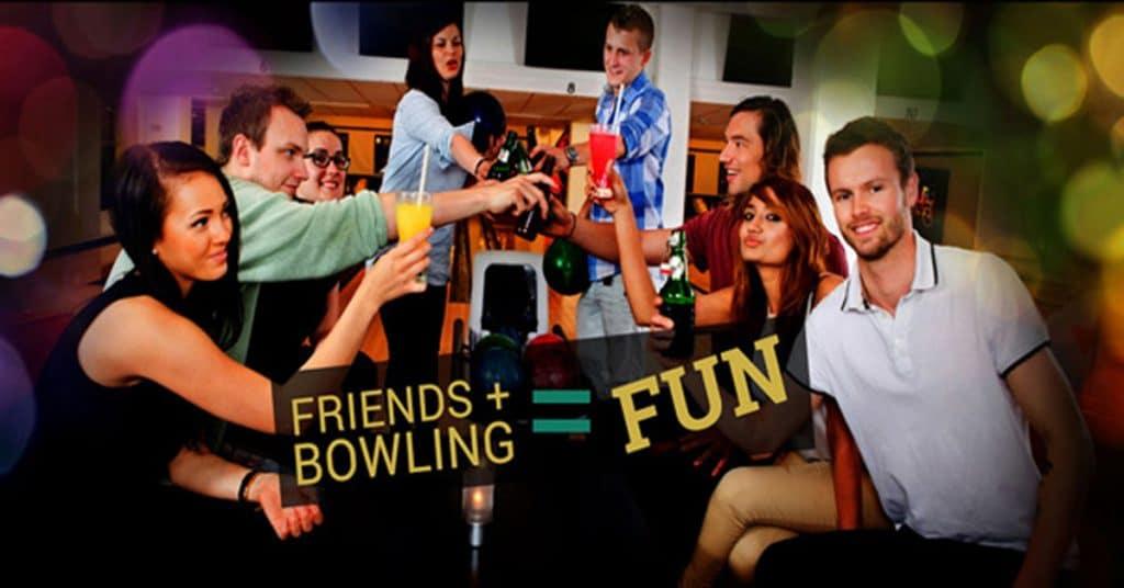 bowling friends